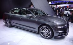 2016 #Audi A6 (European spec), 2014 Paris #Auto Show. See more on Motor Authority