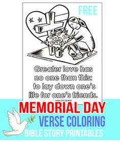 bible verses on memorial day