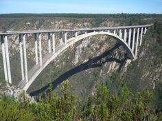 Bloukrans Bridge - Port Elizabeth