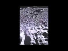 Esto es lo que se siente al sobrevolar la Luna a solo 10 kilómetros de distancia #Video - Cachicha.com