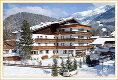 Hotel Schonegg in Seefeld ~320 for two nights w/ ski access