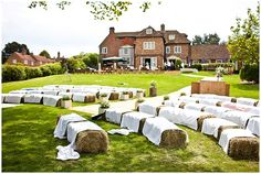 It should be exactly as you want because...It's Your Party!: Outdoor Wedding Ideas