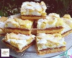 Főispánné remeke Good Food, Yummy Food, Christmas Desserts, Cake Cookies, Biscotti, Cheesecake, Food And Drink, Dessert Recipes, Cooking Recipes