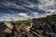 Remains of a Wreck by Þorsteinn H Ingibergsson on 500px