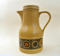 Kiln Craft Bacchus Coffee Pot