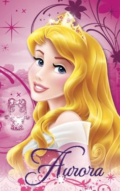 I think Princess Aurora was prettier when they first created her. They glammed her up to much.