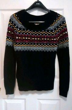 $2.99 @Ebay  Girls LG Stylish Cool Designs Black Long Sleeve Sweater #Op #Cardigan #DressyEverydayHoliday