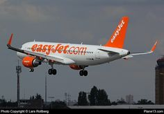 G-EZWW - EasyJet - Airbus A320-214 - Picture at Plane13.com Easy Jet, Cargo Airlines, Jets, Airplane, Aviation, Aircraft, Commercial, British, Board