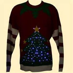 Cheesy Christmas Sweaters - Bing Images