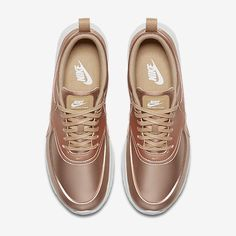 5683dabab0c4 Nike just teamed up with Bandier to deliver us the most delicious rose gold  sneakers