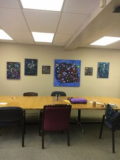 Art by Cindy Lee (@artbycindylee1) | Twitter Conference Room, Twitter, Gallery, Table, Furniture, Home Decor, Art, Homemade Home Decor, Craft Art