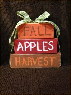 """easy fall wood crafts 43 - Craft and Home Ideas : Awesome Easy Fall Wood Crafts 37 Fall Wood Craft """"vpezzeca"""" Projects 3 Thanksgiving Wood Crafts, Fall Wood Crafts, Halloween Wood Crafts, Fall Crafts For Kids, Wooden Crafts, Holiday Crafts, Autumn Crafts, Halloween Projects, Fall Halloween"""