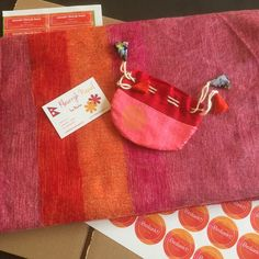 Nepal, Orange Scarf, Shawls, Plaid Scarf, Blankets, Taupe, Scarves, Colours, Stickers