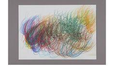 Yuichi Saito. Abstract drawing