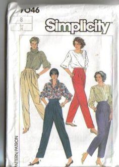 1985 Woman's Dress Slacks