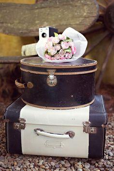 Vintage suitcases <3 by luella