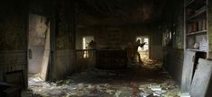 The Last of Us - Farmhouse Attack