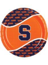 Syracuse Orange Lunch Plates - Party City