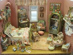 Little Girls Room made by Denise Morales