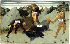 Фото Страдающее средневековье.