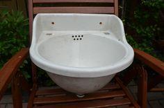 Vintage altes Waschbecken 30iger Jahre