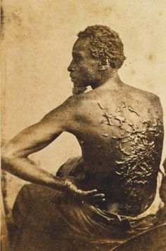 From lash marks on a slave's back to bombs bursting over Charleston, these pictures bring a turbulent era to life.