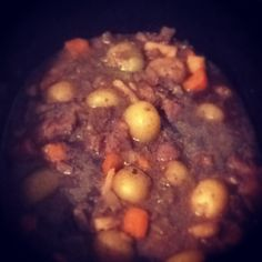 Slimming World Beef Casserole - Syn Free