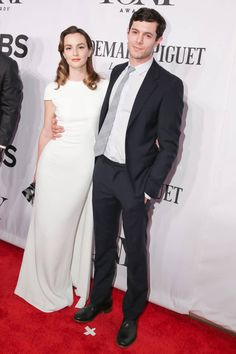 The 15 BEST celebrity weddings of 2014: Leighton Meester and Adam Brody