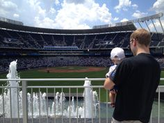 Tips for bringing your kiddos to the K!