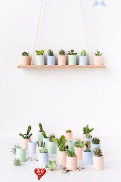 50 DIY Home Decor Crafts For Creative Decorating - Plants & Containers #Containers #Crafts #Creative #Decor #Decorating #DIY #Home #Plants<br> Decor Crafts, Easy Crafts, Easy Diy, Cheap Home Decor, Diy Home Decor, Room Decor, Wall Decor, Cool Diy, Tabletop