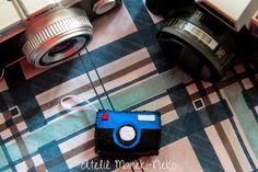 Chaveiro Câmera
