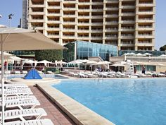 Benidorm - Costa Blanca Marconfort Benidorm Suites - All Inclusive Spain, Europe Marconfort Benidorm Suites - All Inclusive is a popular choice amongst travelers in Benidorm - Costa Blanca, whether exploring or just passing through. Both business travelers and tourists can enjoy the hotel's facilities and services. 24-hour front desk, facilities for disabled guests, luggage storage, Wi-Fi in public areas, family room are on the list of things guests can enjoy. All rooms are de...