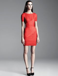The Halston Heritage Fall 2012 Campaign.