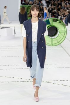 Lacoste | Ready-to-Wear - Spring 2018 | Look 3