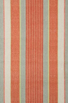 Dash And Albert Autumn Stripe Woven Cotton. what i have in 6x9 for office but want to drag around for colors.