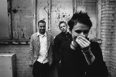 MUSE- Matthew Bellamy- Dom Howard- Chris Wolstenholme Photo Session Absolutio...
