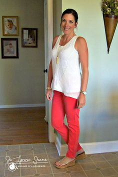 Fashion Over 40   Daily Mom Style 06.11.14 - Musings of a Housewife