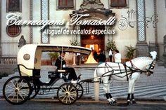 Carruagens Tomaselli - Aluguel de Veículos - São Bernardo do Campo - SP, São Paulo, São Paulo (Grande ABC) - Noiva & Festas