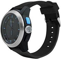 kitcut Online StoreでBluetoothでiPhoneと接続できる、Bluetooth Smart機能を搭載した腕時計「BLUETREK COOKOO watch」が販売されています。 [In store now]#iPhone