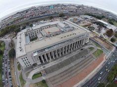 Facultad de Derecho. Un gigante, desde cualquier perspectiva./Agustín Beltrame-Digital Day