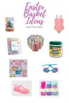 Fun Last-Minute Easter Basket Ideas for Little Girls Filled Easter Baskets, Easter Baskets To Make, Easter Crafts For Kids, Diy Interior, Last Minute, Craft Stick Crafts, Diy Crafts, Easter Holidays, Happy Easter