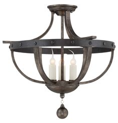Buy the Savoy House Reclaimed Wood Direct. Shop for the Savoy House Reclaimed Wood Alsace 3 Light Semi Flush Mount Ceiling Fixture and save. Semi Flush Lighting, Semi Flush Ceiling Lights, Foyer Lighting, Flush Mount Ceiling, Ceiling Light Fixtures, Ceiling Lighting, Rustic Lighting, Kitchen Lighting, Lighting Ideas