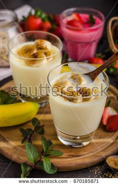 Banana puddink photo, delish and simple dessert