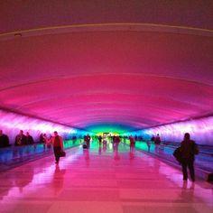 Detroit Metropolitan Wayne County Airport (DTW) in Romulus, MI