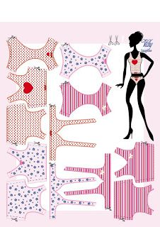 Anilegra moda para muñecas: diciembre 2011