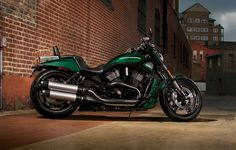 Every family has its black sheep and in this one, it's the Night Rod Special. | 2015 Harley-Davidson Night Rod Special