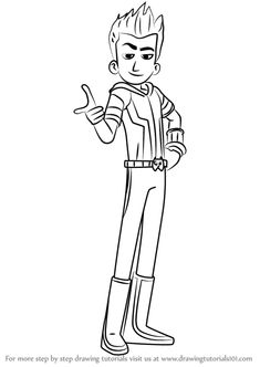 inspector gadget color page cartoon characters coloring pages