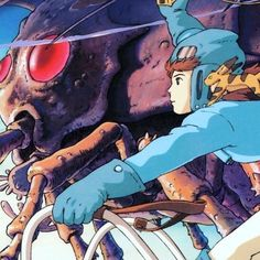 #tetho #nausicaaofthevalleyofthewind #nausicaadelavalleeduvent #kazenotaninonaushika #nausicaa #studioghibli #ghibli #film #movies #anime #hayaomiyazaki #hayao #miyazaki #isao #isaotakahata #takahata #loveghibli #animeghibli #ghiblifilms #ghiblimovies #ghibliworld #japan #nippon #japon #fanghibli by takagoule