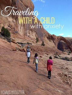 Traveling with a child who has anxiety can be challenging. Hopefully some of these suggestions will help your next trip go more smoothly for your entire family!