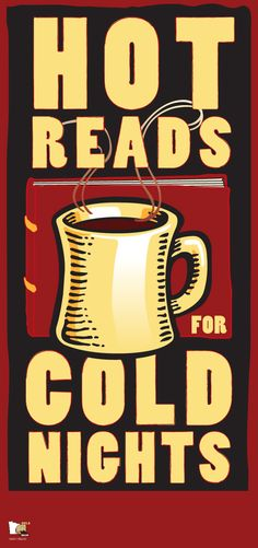 Hot reads for cold nights : a reading rewards program for adults and teens in public libraries  #books